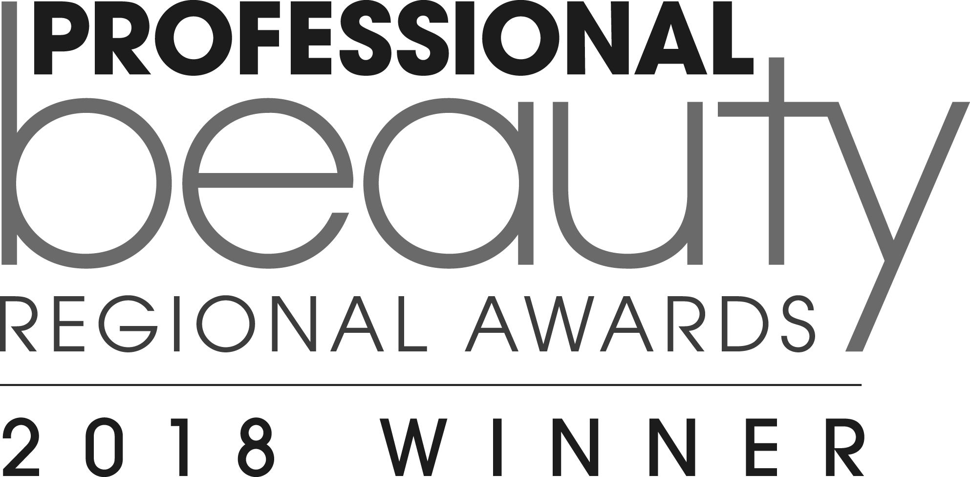 Pro Beauty regional award winners